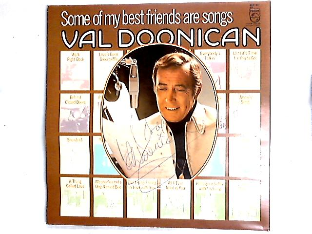 Some Of My Best Friends Are Songs 2LP Comp SIGNED By Val Doonican