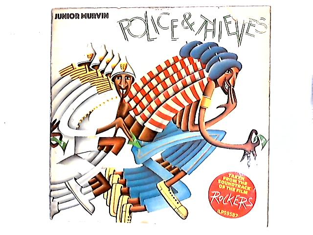 Police And Thieves 12in by Junior Murvin