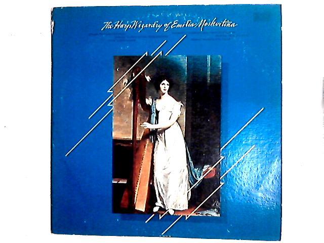 The Harp Wizardry Of Emilia Moskvitina LP By Emilia Moskvitina