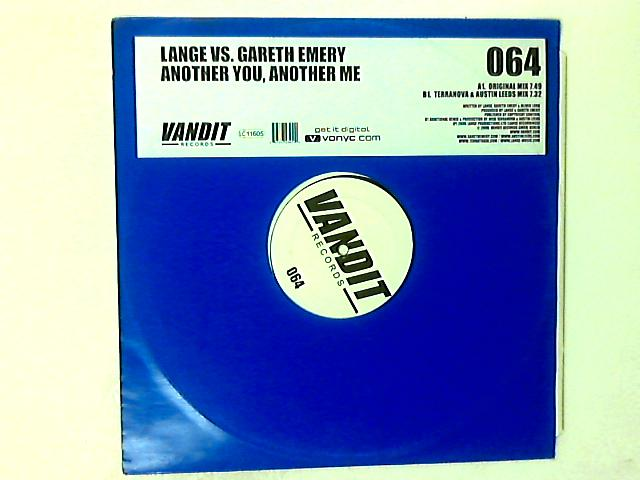 Another You, Another Me 12 by Lange vs. Gareth Emery
