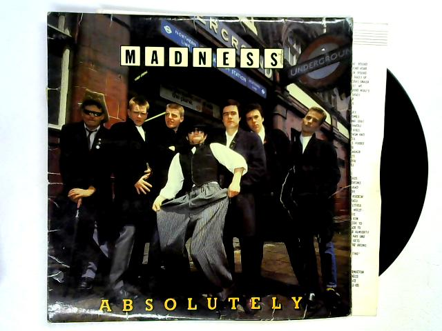 Absolutely LP by Madness