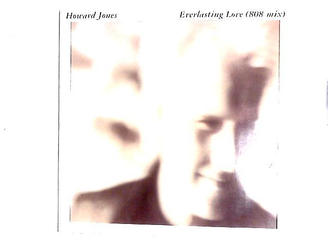 Everlasting Love (808 Mix) 12in by Howard Jones