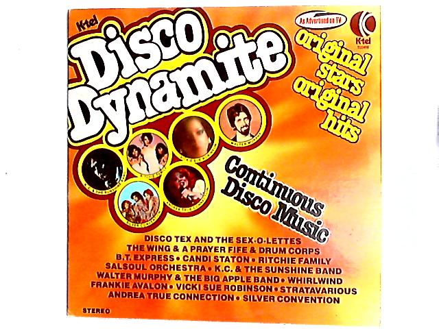 Disco Dynamite Comp by Various