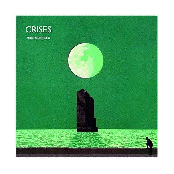 Crises LP 2nd by Mike Oldfield