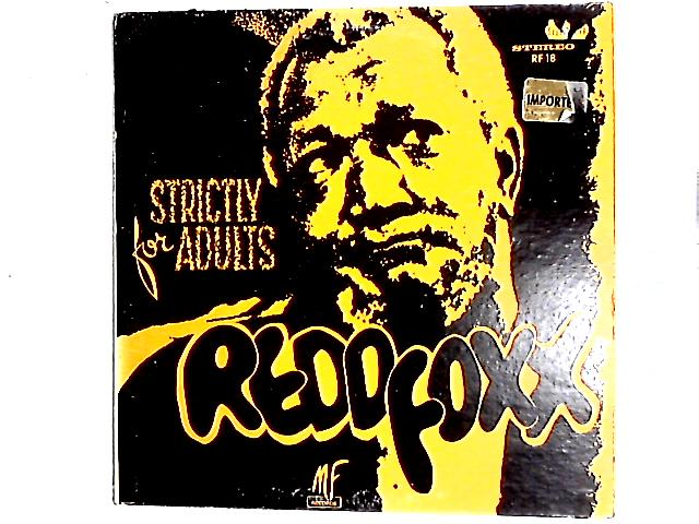 Strictly For Adults LP By Redd Foxx
