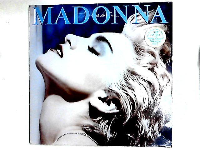 True Blue LP by Madonna