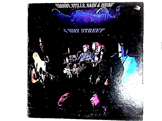 4 Way Street 2LP Gat by Crosby, Stills, Nash & Young