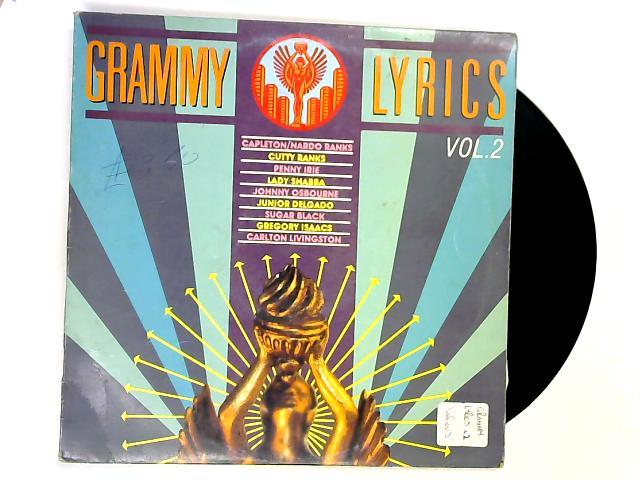 Grammy Lyrics Vol. 2 LP By Various