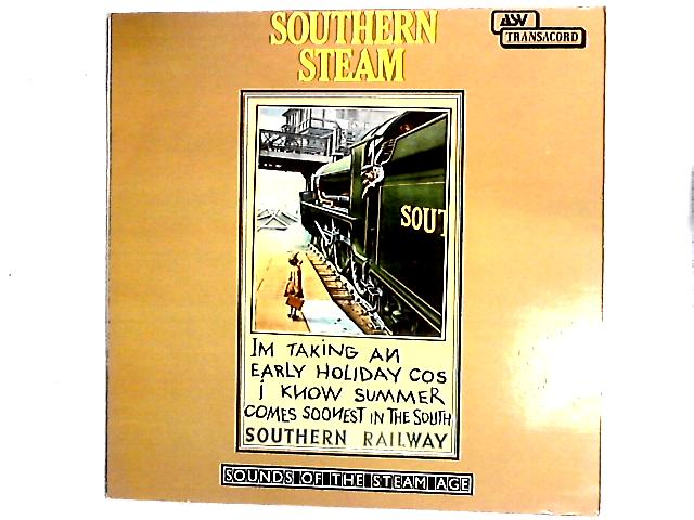 SOUTHERN STEAM LP by No Artist