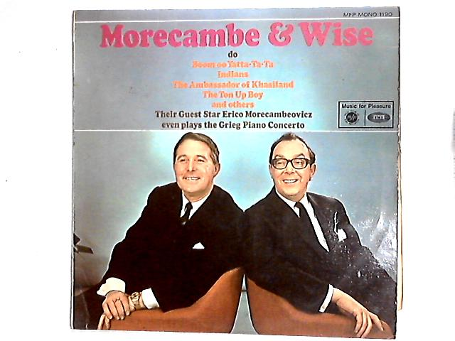 Mr. Morecambe Meets Mr. Wise LP by Morecambe & Wise