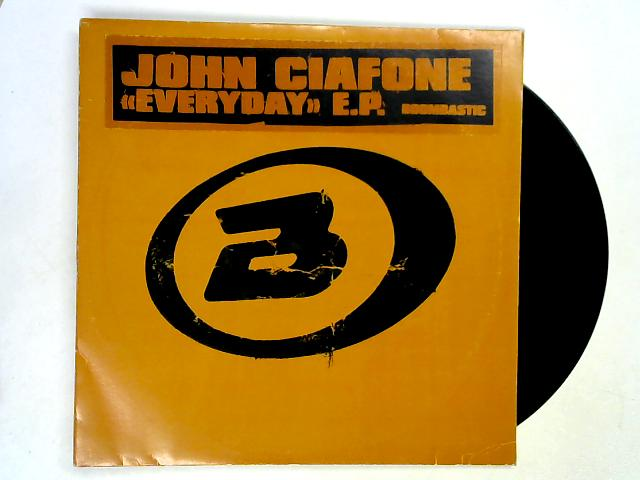 Everyday EP 12in 1st By John Ciafone