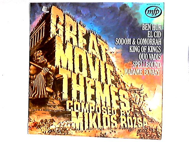 Great Movie Themes LP by Symphony Orchestra Of Rome