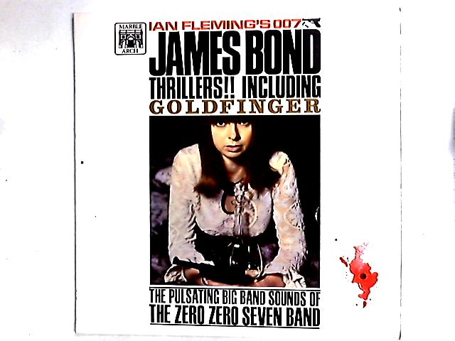 James Bond Thrillers!! LP by The Zero Zero Seven Band