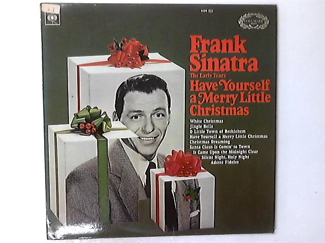 Have Yourself A Merry Little Christmas LP COMP by Frank Sinatra