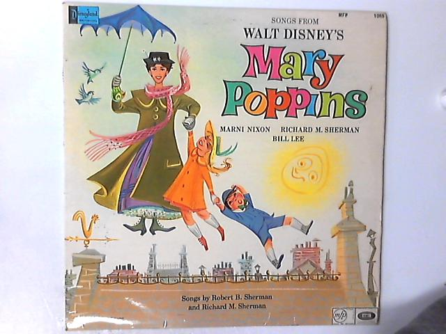 Songs From Walt Disney's Mary Poppins by Marni Nixon