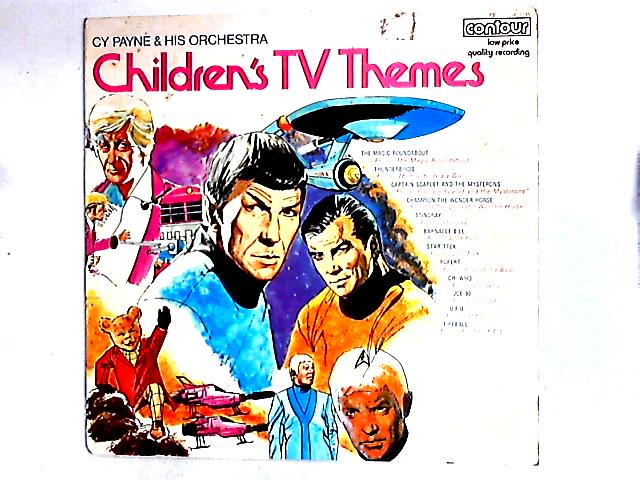 Children's TV Themes LP by Cy Payne & His Orchestra