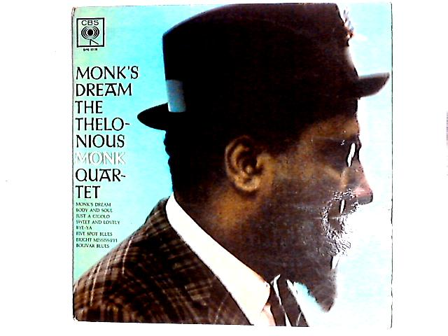 Monk's Dream LP by The Thelonious Monk Quartet