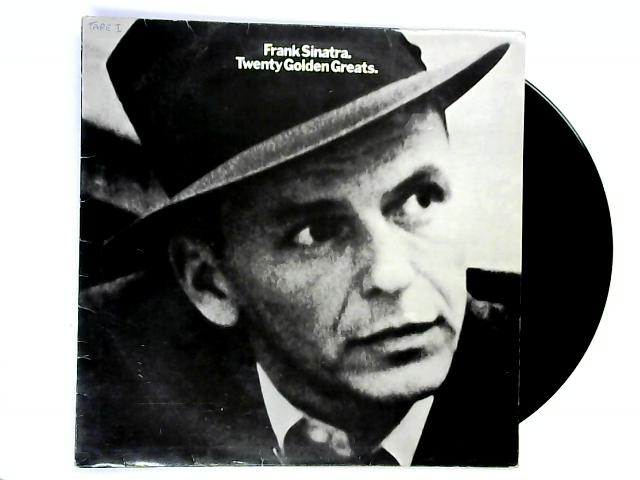 Twenty Golden Greats LP by Frank Sinatra