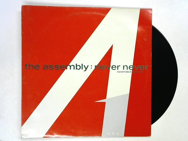 Never Never (Ext.) 12in 1st by The Assembly
