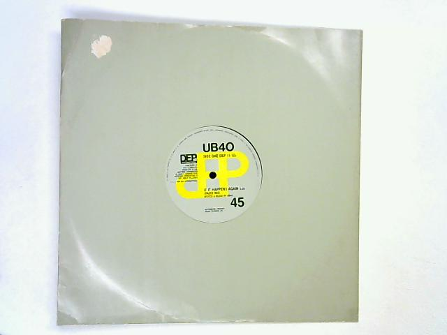 If It Happens Again (Dance Mix) 12in 1st by UB40