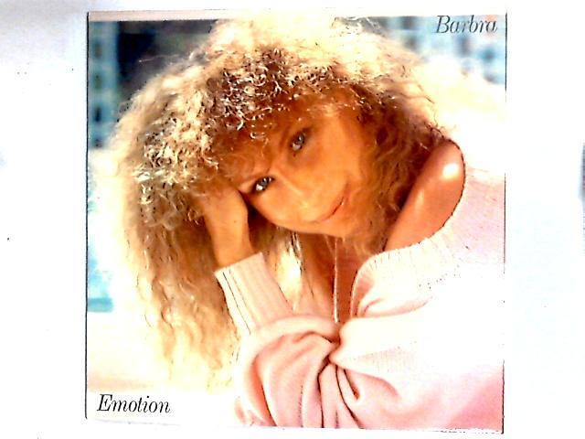 Emotion LP by Barbra Streisand