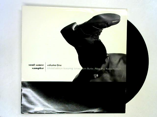 Soul Sauce Sampler Vol.1 12in by Various