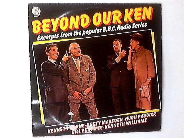 Beyond Our Ken LP by Kenneth Horne