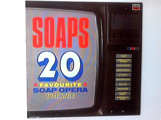 Soaps LP By The Power Pack Orchestra