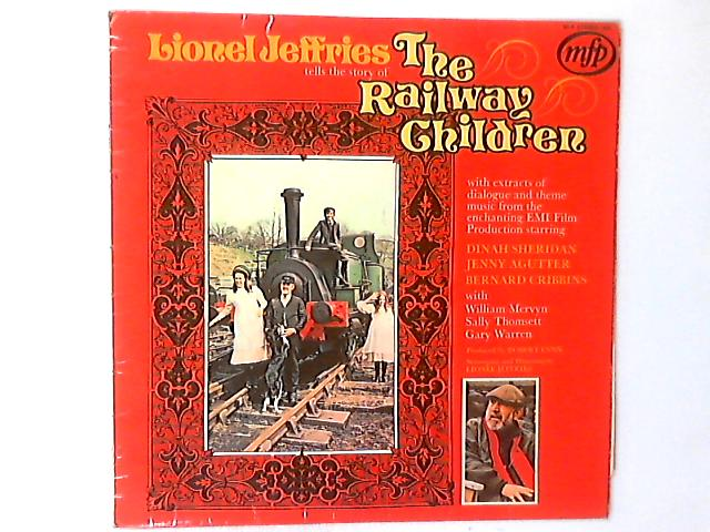 The Railway Children LP by Lionel Jeffries