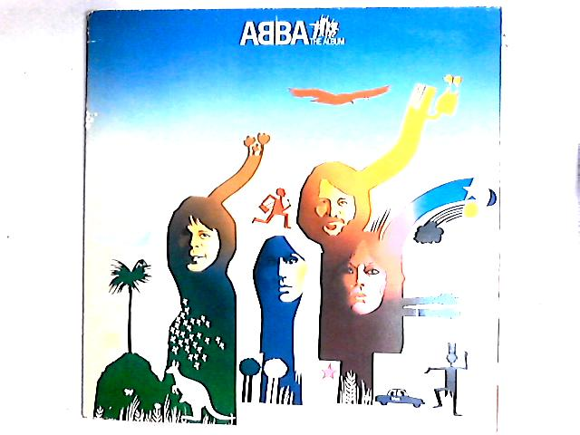 The Album LP Gat by ABBA