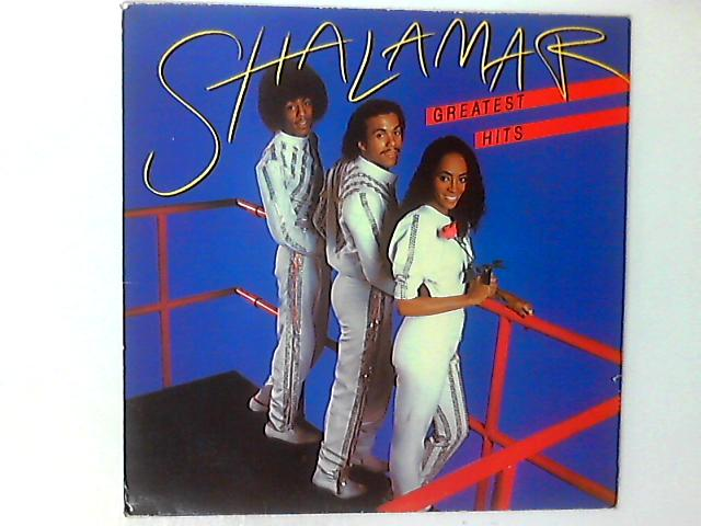 Greatest Hits LP COMP by Shalamar
