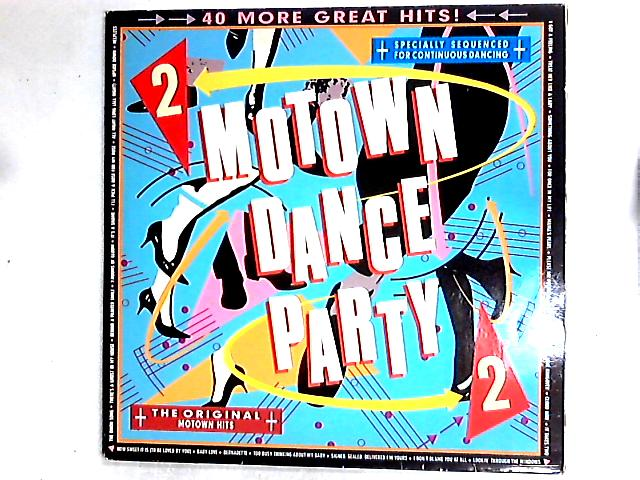 Motown Dance Party 2 Comp by Various