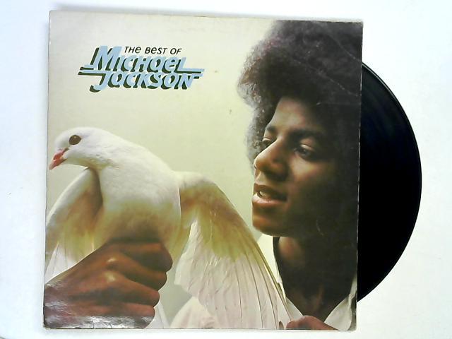 The Best Of Michael Jackson LP by Michael Jackson