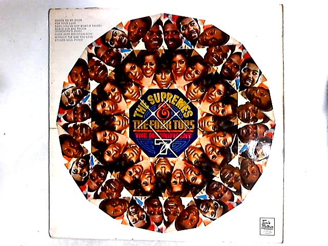 The Magnificent 7 LP by The Supremes