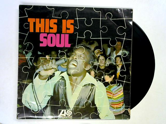 This Is Soul LP 1st by Various