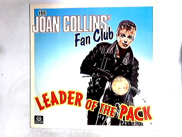 Leader Of The Pack 12in by The Joan Collins' Fan Club