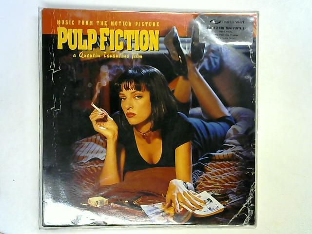 Pulp Fiction (Music From The Motion Picture) LP 180gm by Various