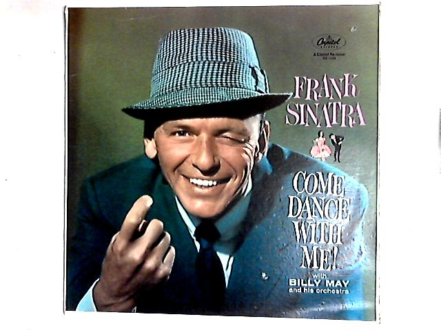 Come Dance With Me! LP by Frank Sinatra