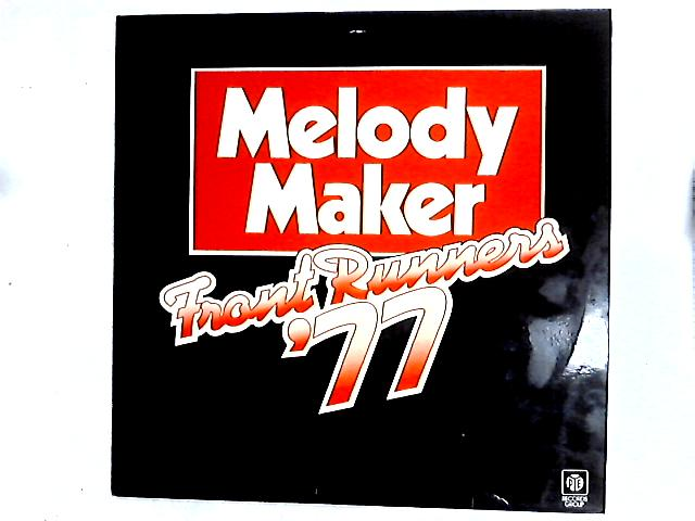 Melody Maker Front Runners '77 Comp by Various