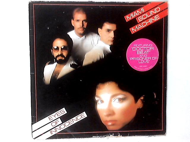 Eyes Of Innocence LP By Miami Sound Machine