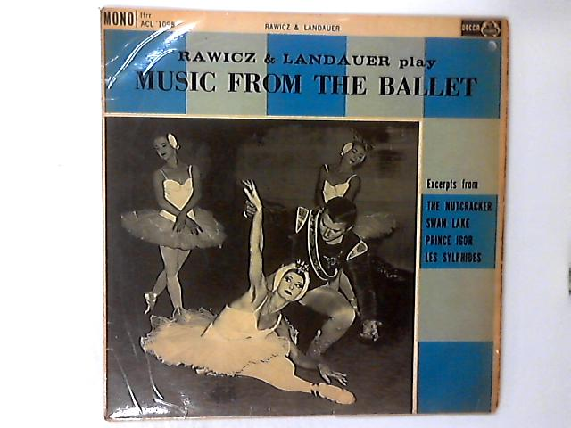 Music From The Ballet LP By Rawicz & Landauer