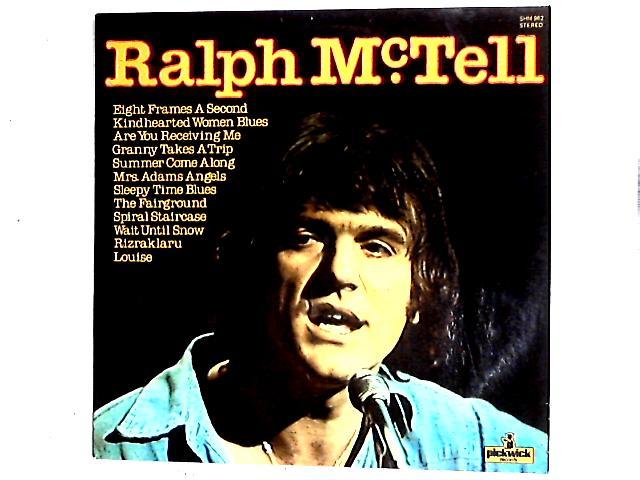 Ralph McTell Comp By Ralph McTell