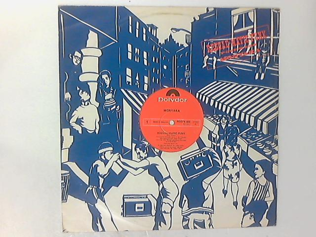 Reggae-Matic-Funk 12in By Monyaka