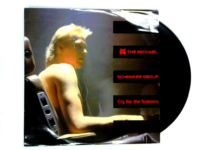 Cry For The Nations 12in by Michael Schenker Group