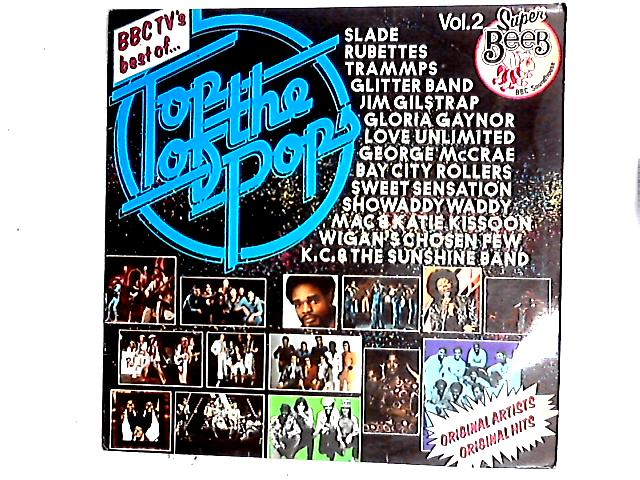 Top Of The Pops Vol. 2 Comp by Various