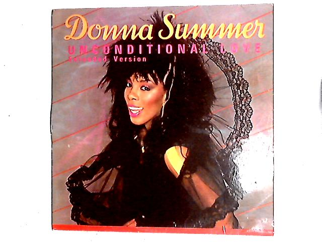 Unconditional Love 12in By Donna Summer