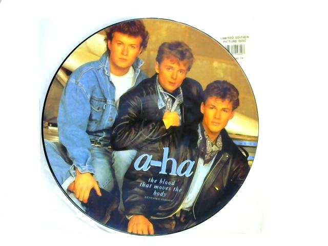 The Blood That Moves The Body (Ext.) 12in pic disc by a-ha