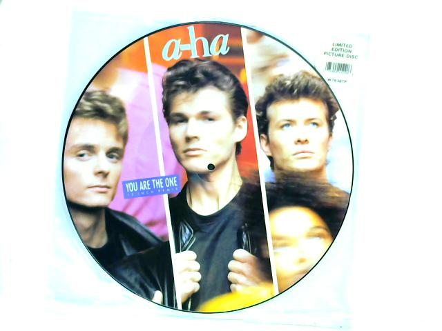 You Are The One 12in pic disc 1st by a-ha
