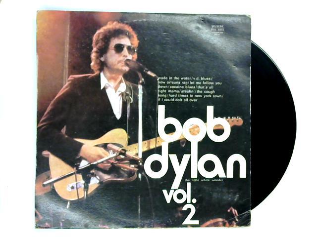 The Little White Wonder - Vol 2 LP by Bob Dylan