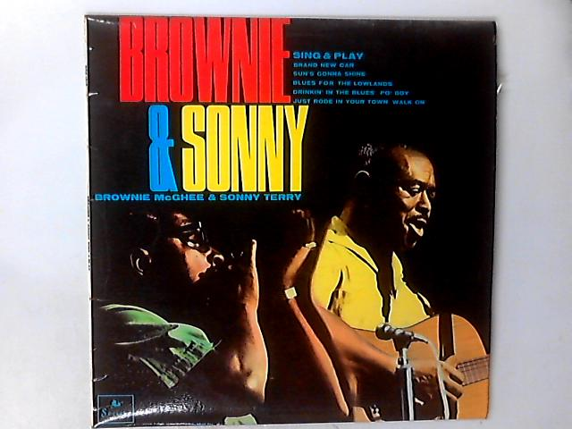 Sing And Play LP by Sonny Terry & Brownie McGhee